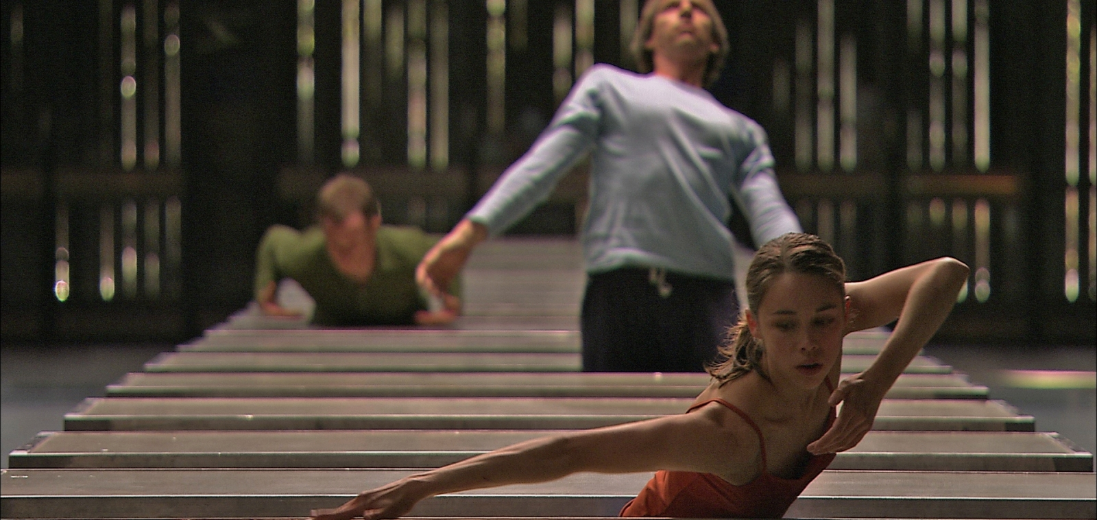 "William Forsythe -  ""Robert Scott"": Repertoire & Improvisation"