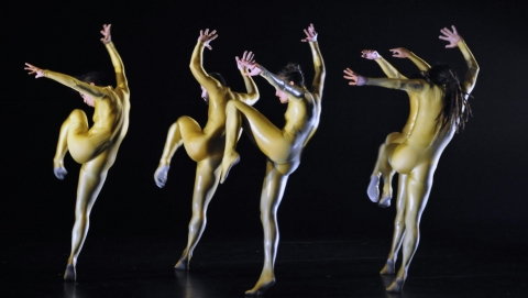 Hofesh Shechter (May 6 - 17)